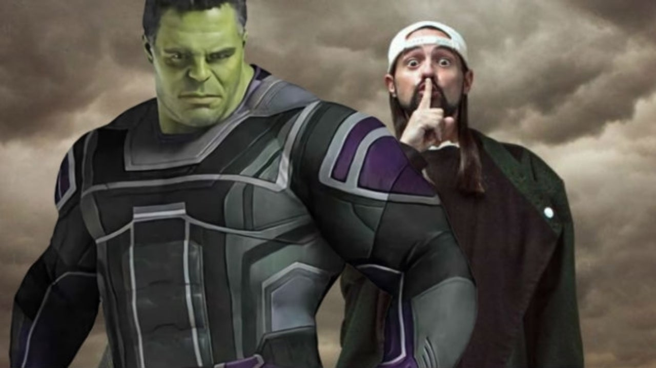 Kevin Smith Points Out the Hulk's Destiny in Epic Avengers: Endgame Moment