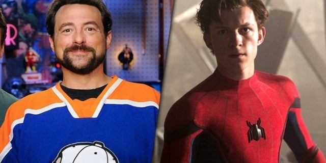Kevin Smith Thought About Buying Sony Stock So He Could Sell It After Spider-Man News