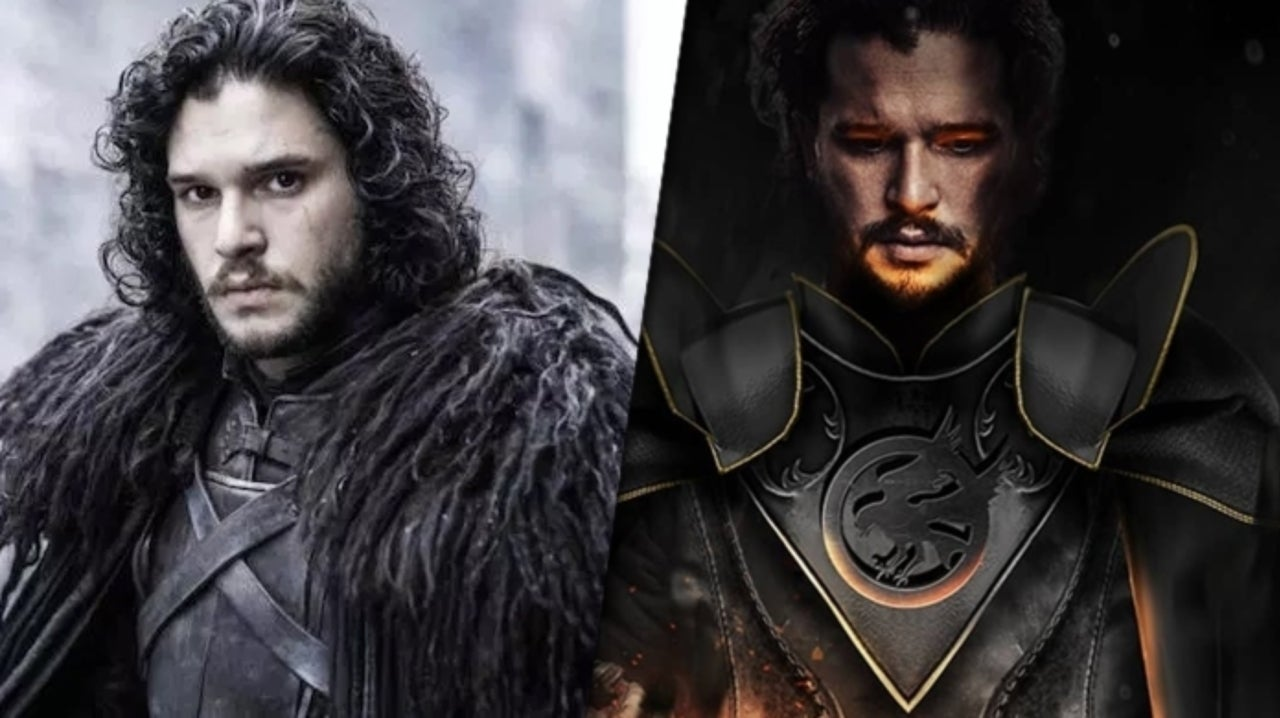 The Eternals Star Kit Harington Reveals What He's Most Excited About in Playing Black Knight