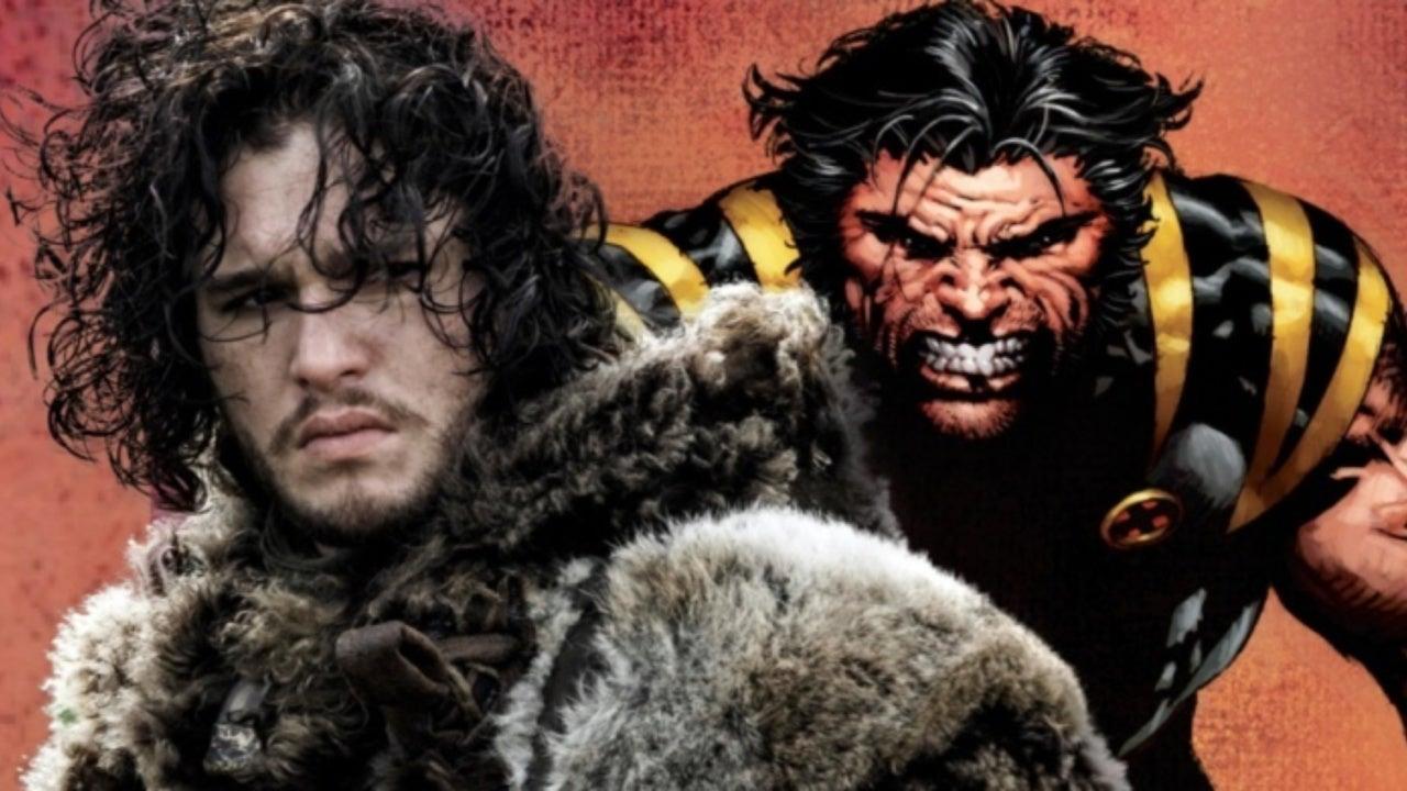 Marvel Fans Think Wolverine Is Kit Harington's MCU Role