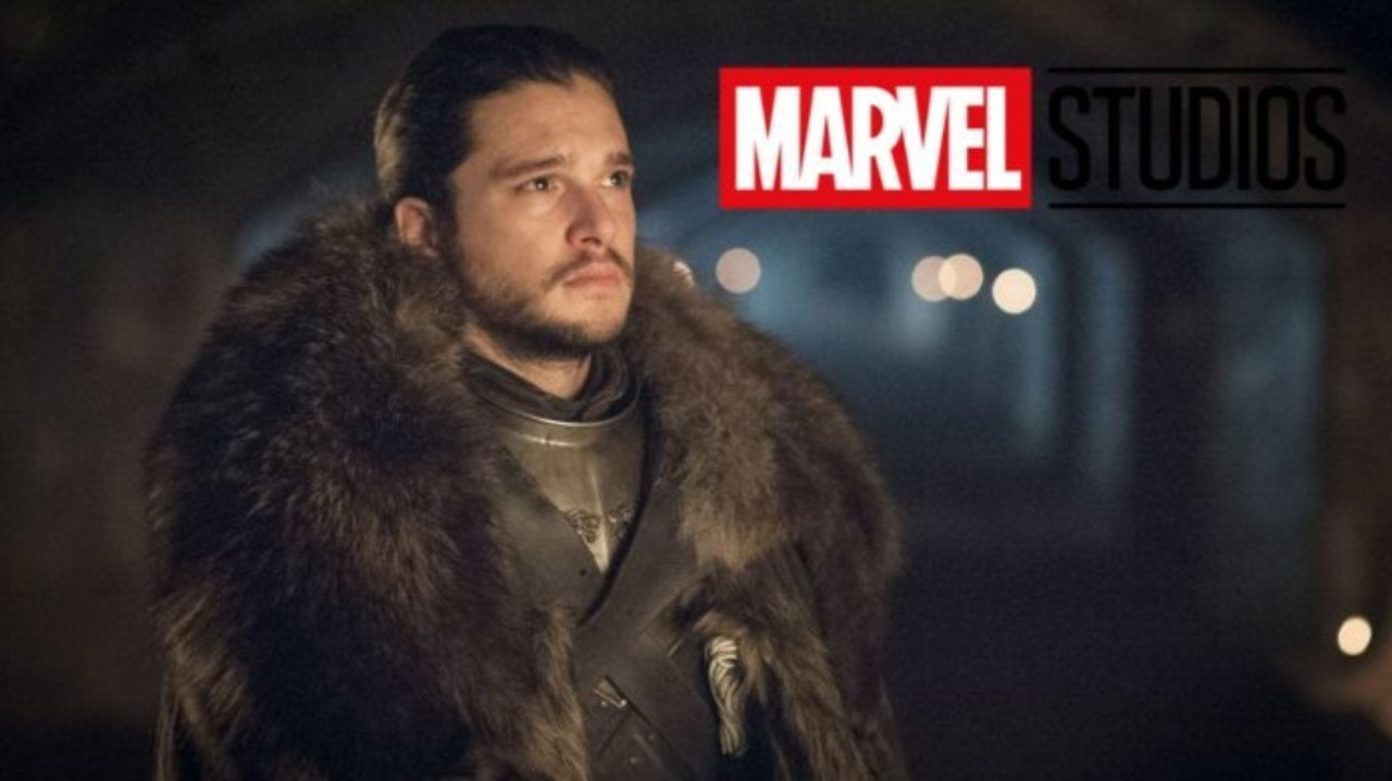 Game of Thrones Star Kit Harrington Reportedly Getting Marvel Cinematic Universe Role