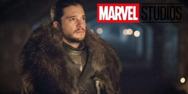 Game of Thrones Star Kit Harington Reportedly Getting Marvel Cinematic Universe Role