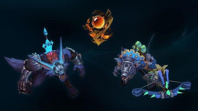 League of Legends Honor 5