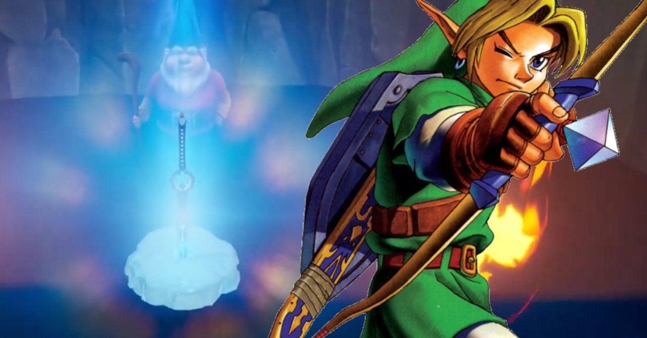 Fortnite Fan Recreates The Legend of Zelda with Custom Map