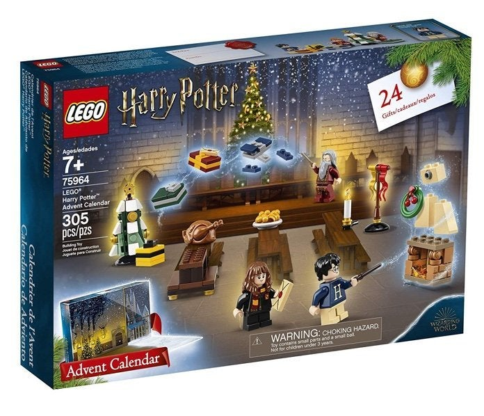 Calendrier Star Wars 2019.Lego Star Wars Harry Potter And City 2019 Advent Calendars