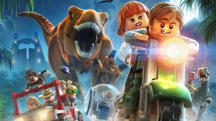 LEGO Jurassic World Nintendo Switch Release Date Revealed