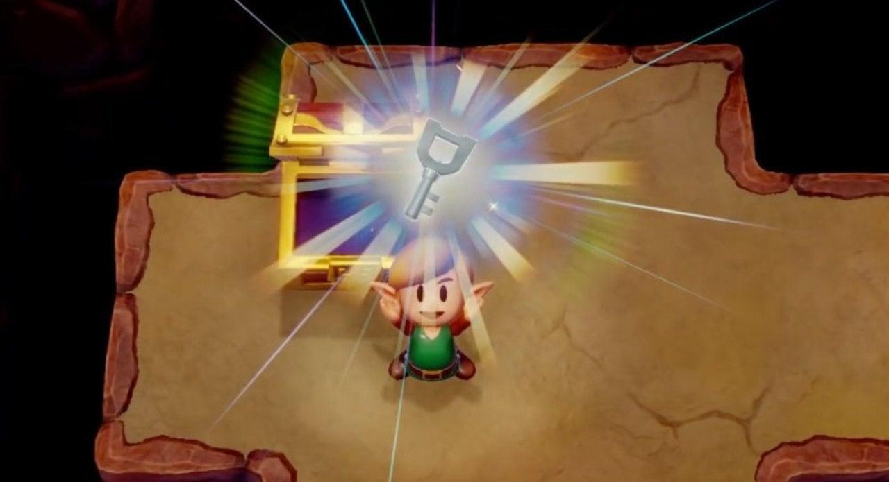 New The Legend Of Zelda Link S Awakening Footage Highlights
