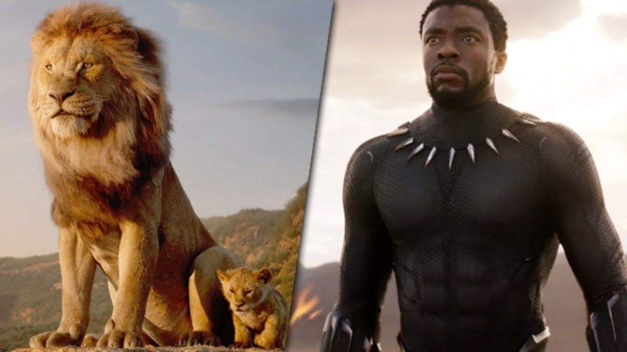The Lion King Passes Black Panther at Box Office, Becomes Tenth Highest-Grossing Movie Ever