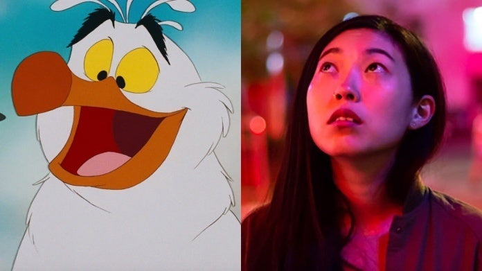 Little Mermaid Scuttle Awkwafina