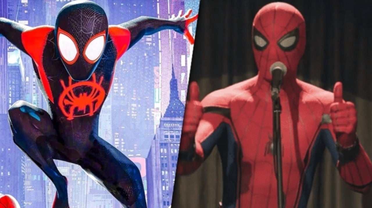 Now's the Time for a Live-Action Spider-Verse from Phil Lord and Chris Miller