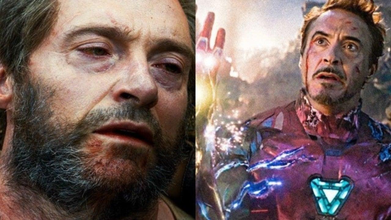 How Wolverine's Death in Logan Impacted Iron Man's Avengers: Endgame Sendoff