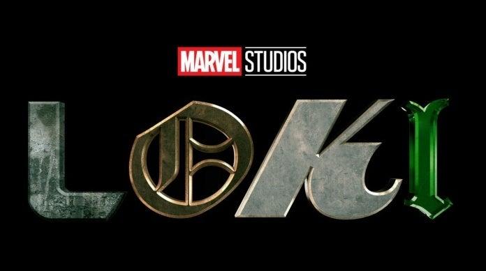 Loki logo Marvel Studios