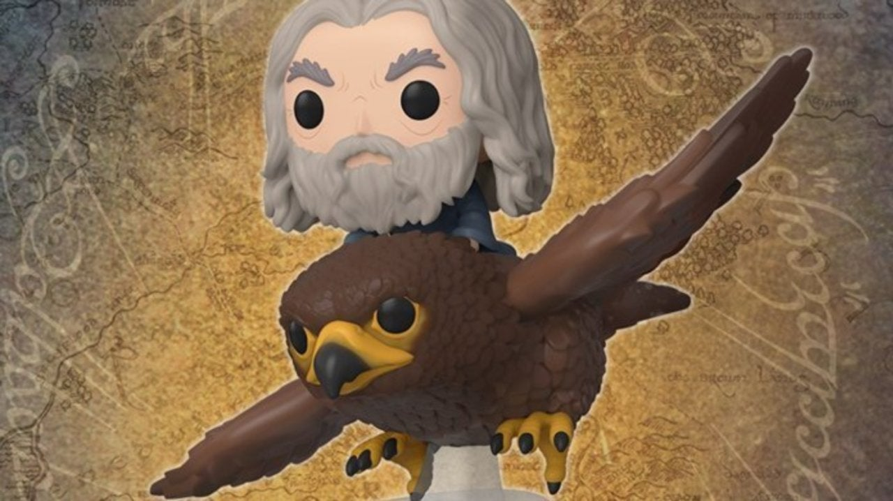 Funko's The Lord of the Rings Gandalf with Gwaihir Pop Ride Is Up for Pre-Order