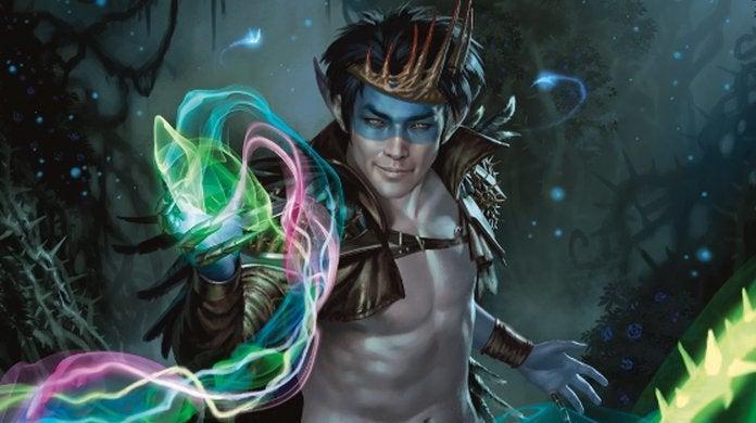 Magic The Gathering Oko Throne of Eldraine