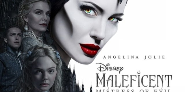 Angelina Jolie S Maleficent Mistress Of Evil New Poster
