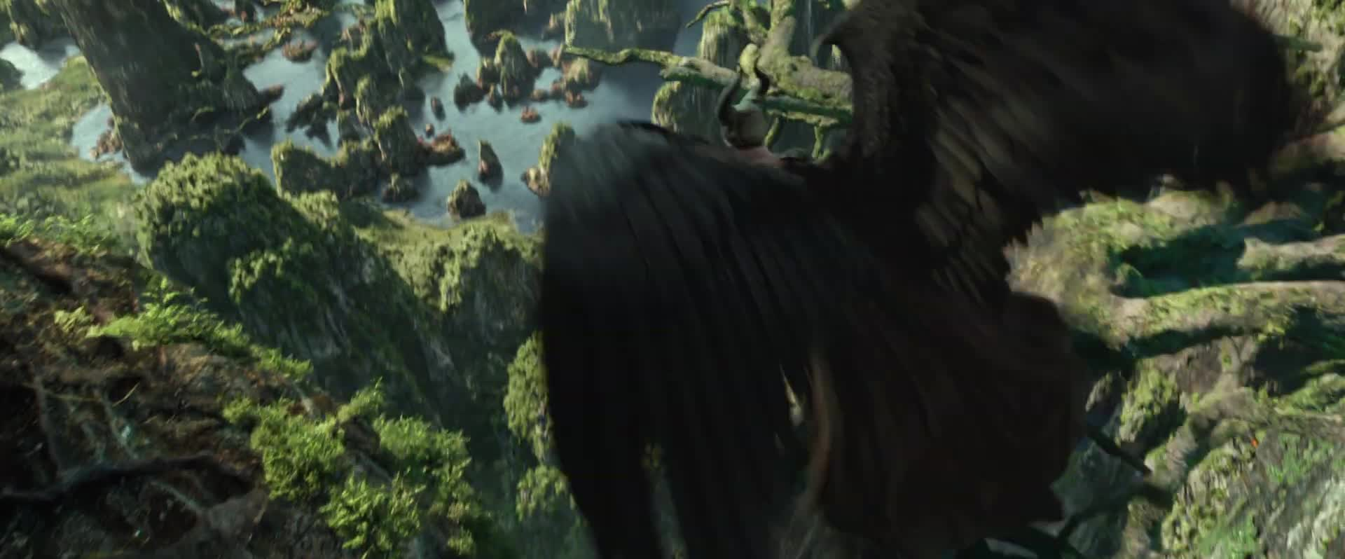 Maleficent: Mistress of Evil - Official Trailer #2 [HD] screen capture