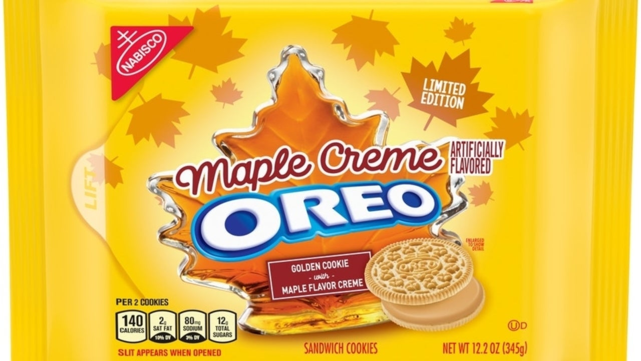 Maple Oreos Are Soon to Be a Thing