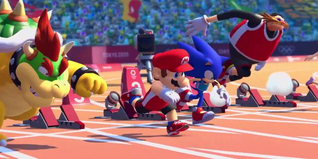 Mario & Sonic at the Olympic Games Tokyo 2020 - Classic 2D Events Reveal Trailer [HD]