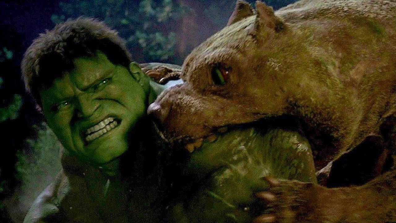 Mark Ruffalo National Dog Day Hulk Dogs