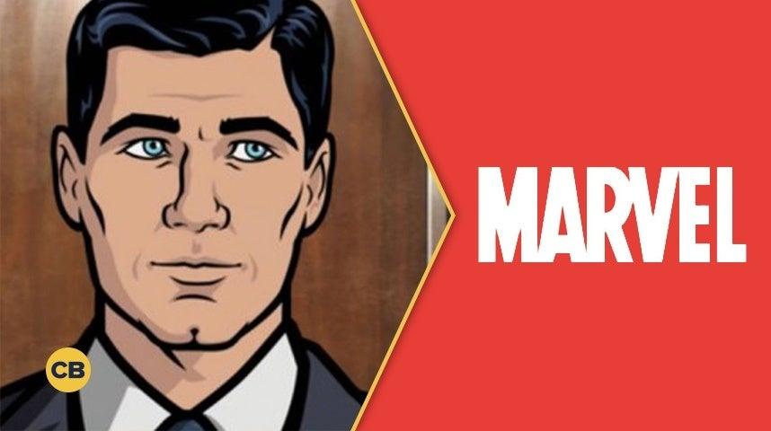 marvel animated series archer studio floyd county