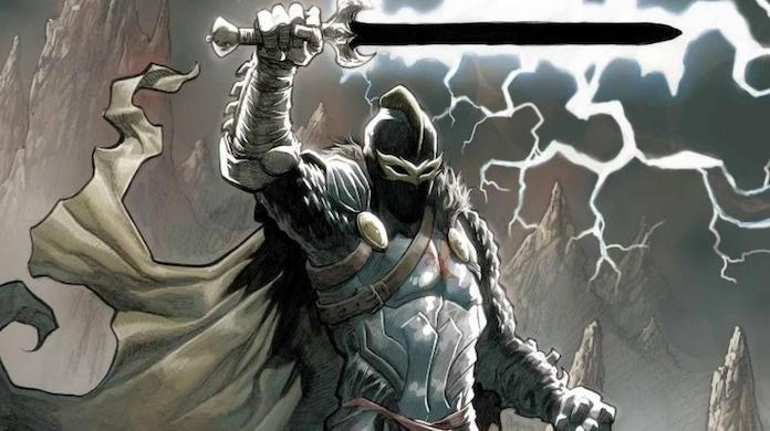 marvel black knight