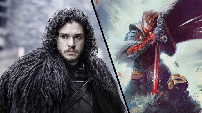 Marvel Black Knight Kit Harington