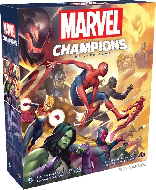 Marvel-Champions-LCG-Fantasy-Flight-1