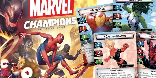 Marvel Champions Reveals New Hero Challenges