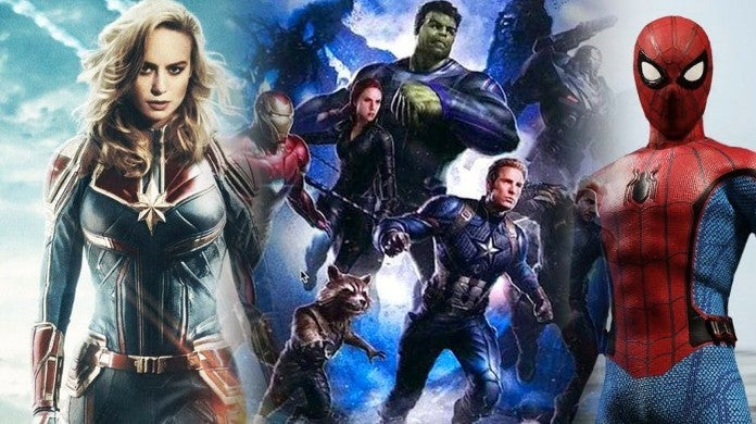 Marvel Cinematic Universe Movies 2019 5 Billion Box Office