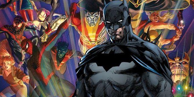 Batman Has a Cameo in Marvel Comics #1000