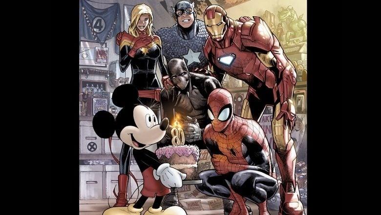 marvel comics 1000 d23