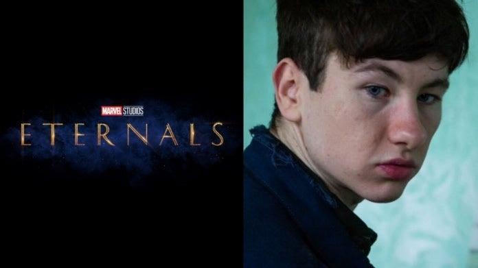 Marvel Eternals Barry Keoghan