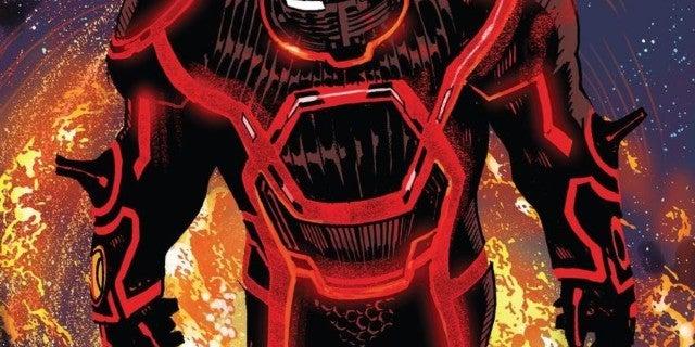 Marvel Eternals Movie Arishem the Judge Celestial