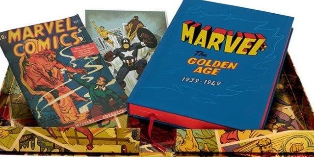 marvel golden age folio society
