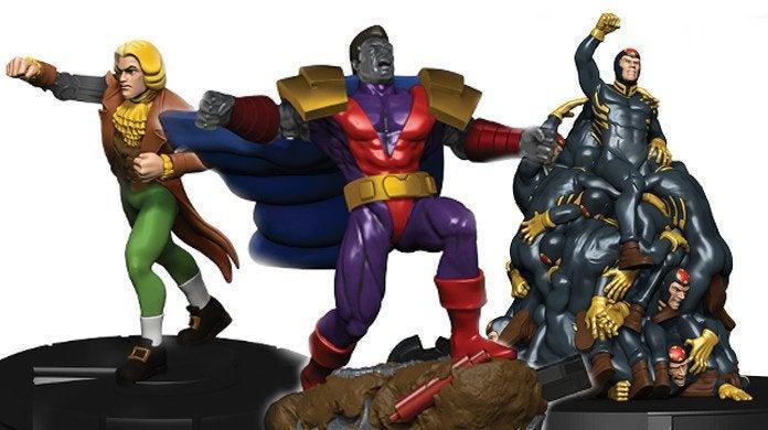 Marvel HeroClix X-Men The Animated Series The Dark Phoenix Saga