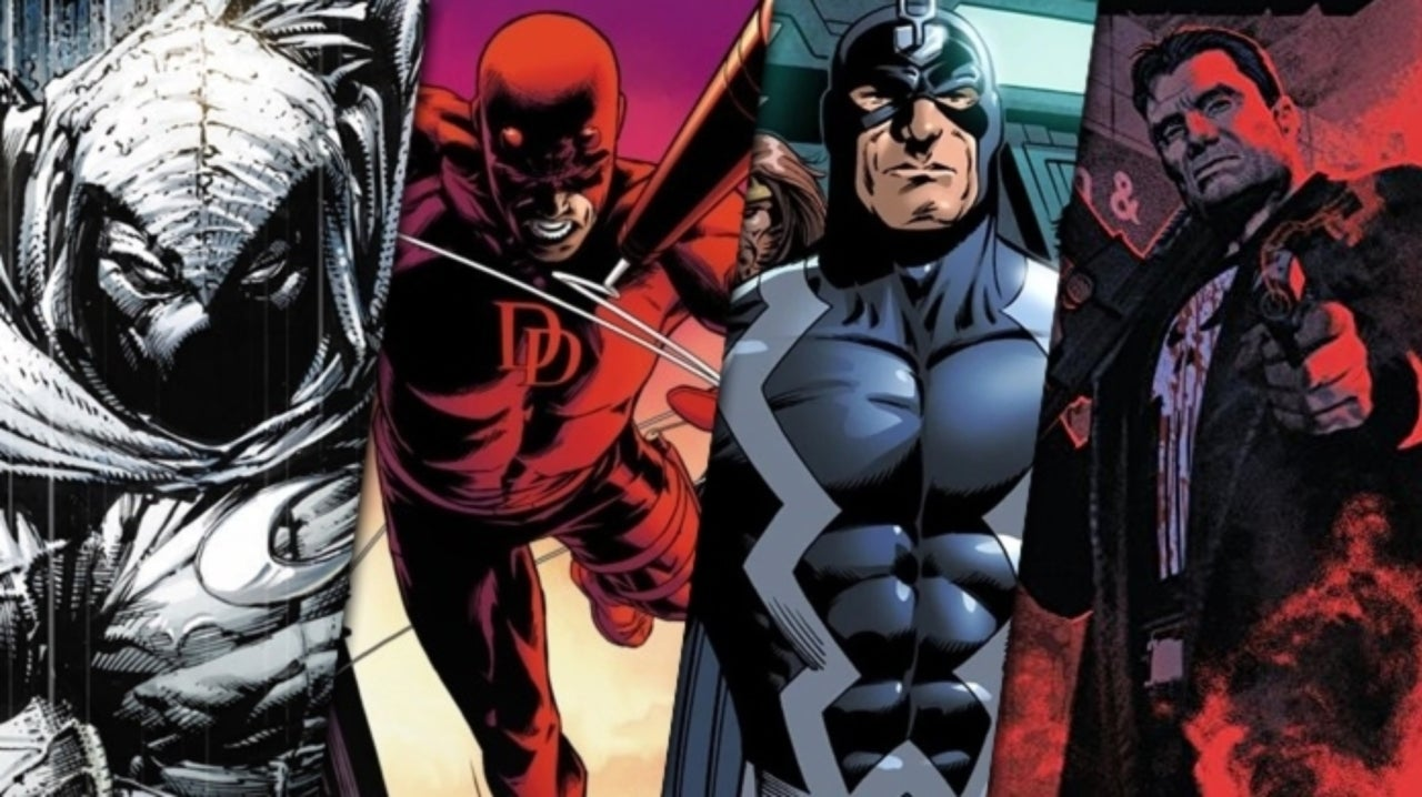 Marvel TV Boss Teases Additional Marvel Knights Shows