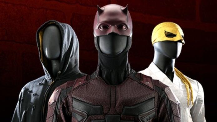 Marvel Netflix auction