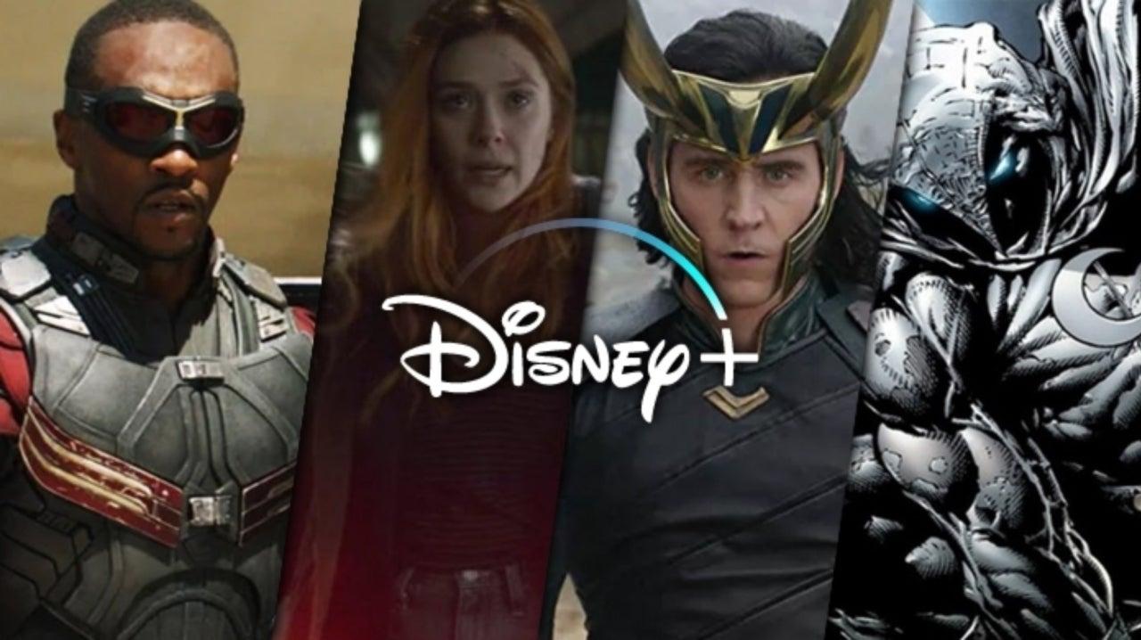 Breaking Down Every Marvel Studios Series Coming to Disney+