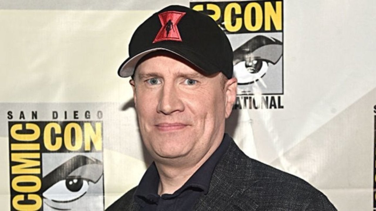 Kevin Feige Taking Over as Marvel Chief Creative Officer