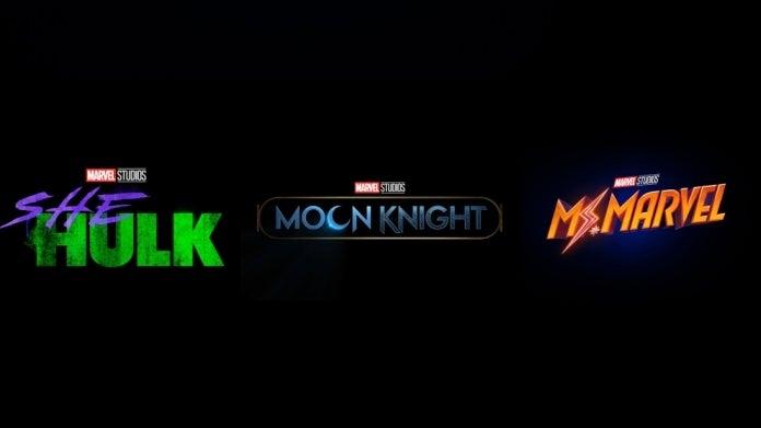 Marvel Studios She Hulk Moon Knight Ms Marvel Phase 4 comicbookcom