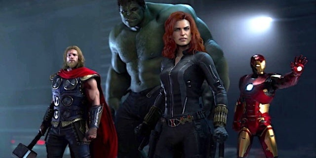 """Marvel's Avengers Teases """"Dysfunctional Family"""" Dynamic That Impacts Combat"""
