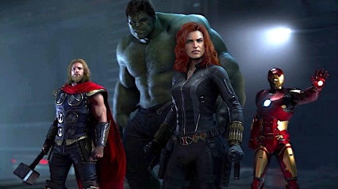 marvels avengers crew