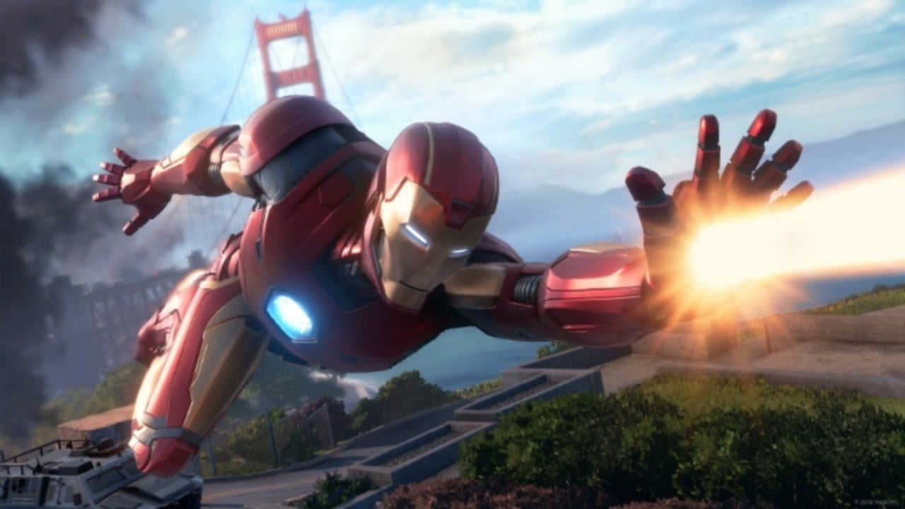 New Marvel's Avengers Gameplay Video Highlights Iron Man