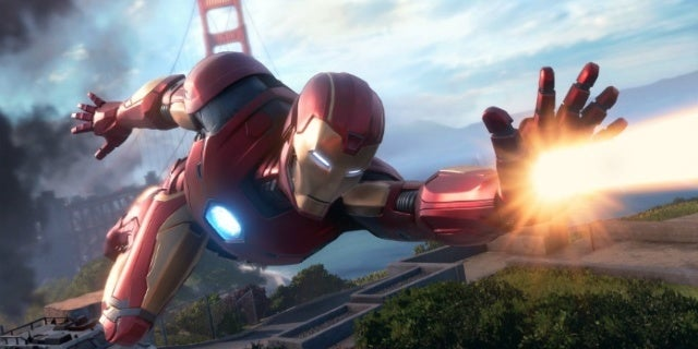 Marvel's Avengers Reveals the Best Look Yet at Iron Man