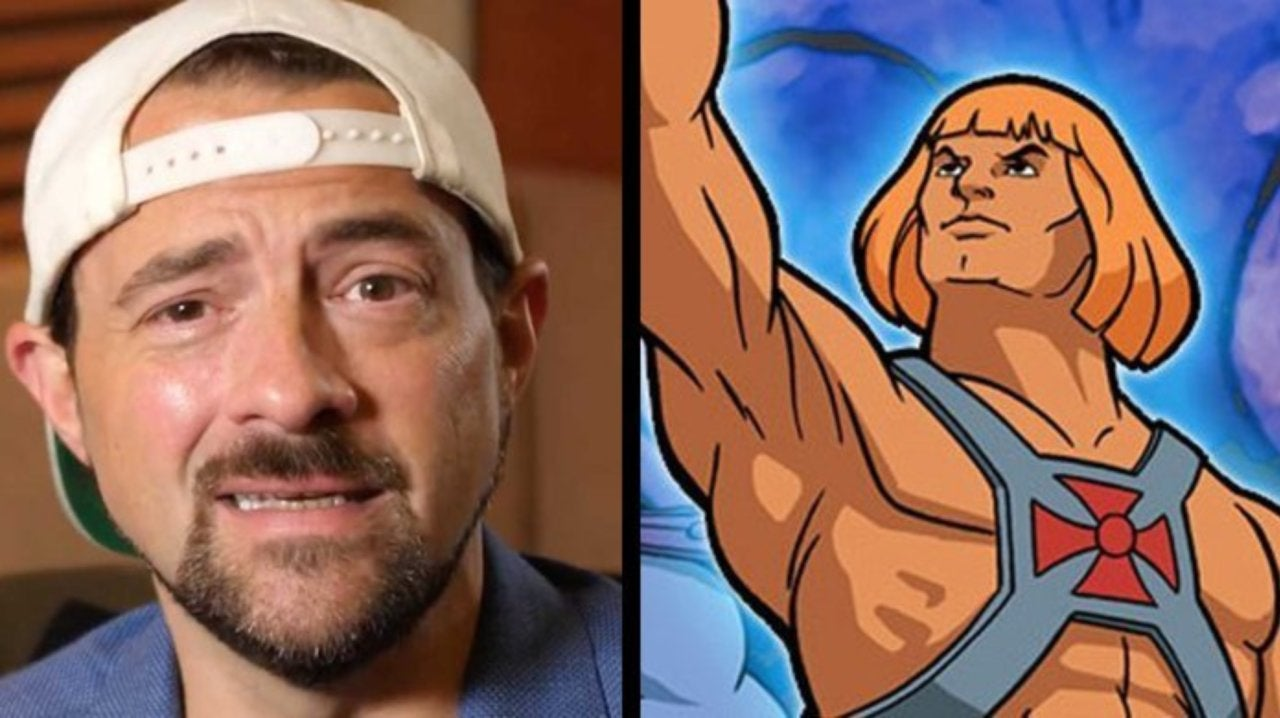 Kevin Smith Breaks Silence on Masters of the Universe Revival