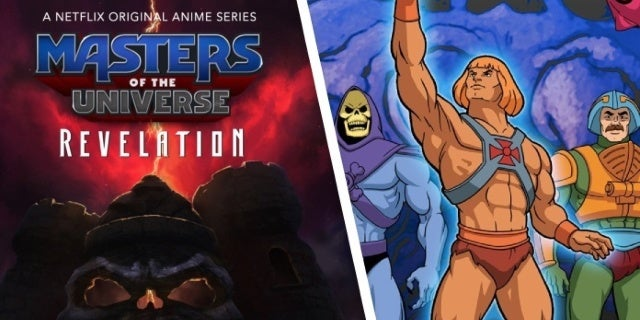Netflix's New He-Man Anime to Continue Story From Original Series
