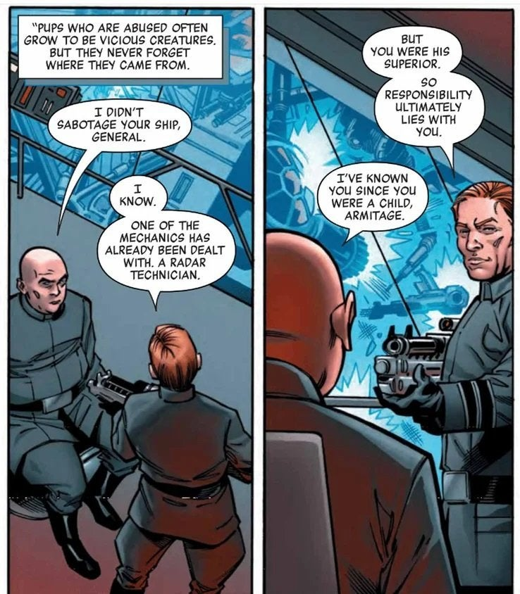 matt the radar technician general hux comic 2