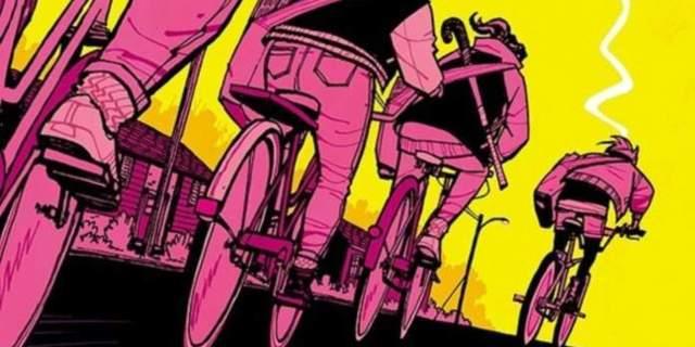 Matt Wilson Colorist - Paper Girls #30