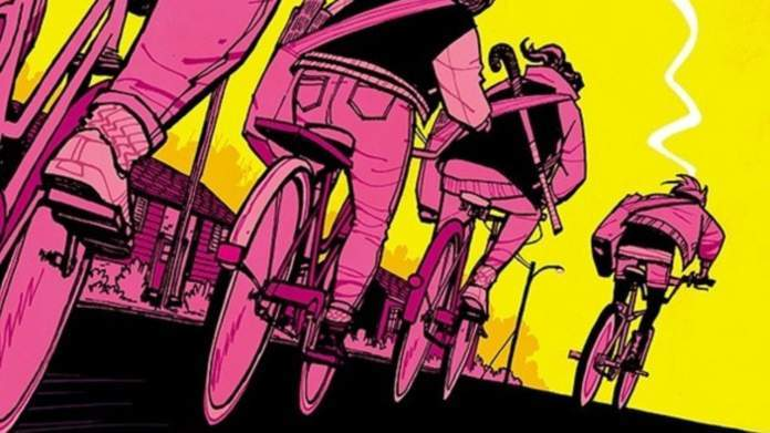 Matt Wilson Colorist - Paper Girls #30