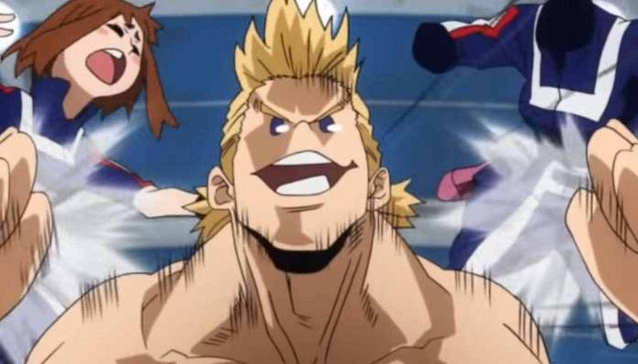 My Hero Academia Actor Ricco Fajardo Addresses Mirio's Big What-If Of Season 4